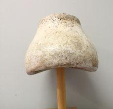 Milliner's 1960's 'Fez' type Pill Box Hat Block